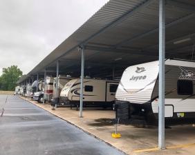 Bear Branch Boat & RV Storage Facility at  33110 Egypt Lane, Magnolia, TX
