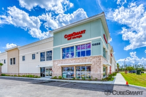 CubeSmart Self Storage - Fort Myers - 10688 Colonial Blvd Facility at  10688 Colonial Boulevard, Fort Myers, FL