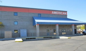 Image of American Self Storage Yuma Facility at 1775 East Palo Verde Street  Yuma, AZ