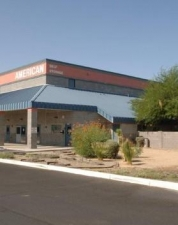 Image of American Self Storage Yuma Facility on 1775 East Palo Verde Street  in Yuma, AZ - View 2