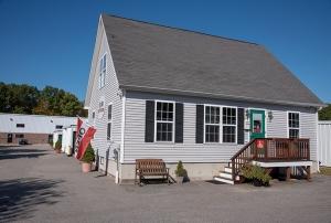 Route 1 Self Storage Facility at  180 Lafayette Road, North Hampton, NH