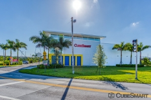CubeSmart Self Storage - Miami - 19301 W Dixie Hwy Facility at  19301 W Dixie Hwy, Miami, FL