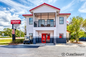 CubeSmart Self Storage - Fort Myers - 19580 S Tamiami Tr Facility at  19580 South Tamiami Trail, Fort Myers, FL