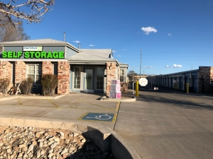 RightSpace Storage - Pan American Facility at  4620 Pan American Freeway, Albuquerque, NM