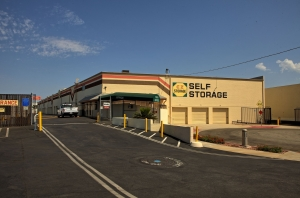 EZ Storage of Van Nuys, L.P. Facility at  15330 Hatteras Street, Van Nuys, CA