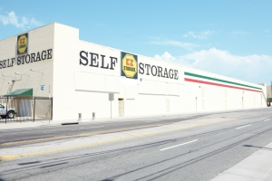 E-Z Storage-Marina, L.P. Facility at  12901 Culver Boulevard, Los Angeles, CA