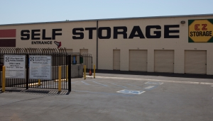 E-Z Storage of Burbank, L.P. Facility at  20 East Alameda Avenue, Burbank, CA