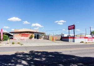 CubeSmart Self Storage - Albuquerque -4800 Jefferson St. NE Facility at  4800 Jefferson Street Northeast, Albuquerque, NM
