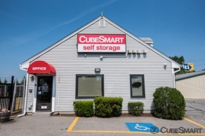 CubeSmart Self Storage - Fall River Facility at  55 Father Devalles Boulevard, Fall River, MA