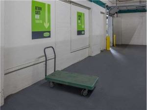 Image of Extra Space Storage - Nashua - Chestnut St Facility on 1 Chestnut Street  in Nashua, NH - View 2