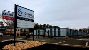 Columbia Self Storage - Galloway Facility at  210 W WHITE HORSE PIKE, GALLOWAY, NJ