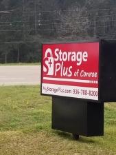 Storage Plus of Conroe Facility at  4300 West Davis Street, Conroe, TX