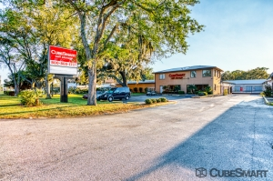 CubeSmart Self Storage - Daytona Beach Facility at  1104 North Nova Road, Daytona Beach, FL