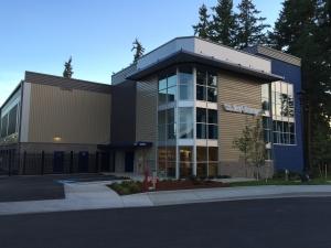 Image of West Coast Self-Storage Lake Oswego Facility at 5650 Rosewood Street  Lake Oswego, OR