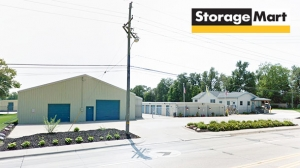 StorageMart - N 78th & Crown Point Ave Facility at  7603 Crown Point Avenue, Omaha, NE
