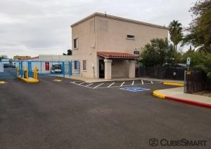 CubeSmart Self Storage - Tucson - N Flowing Wells Rd. Facility at  4155 North Flowing Wells Road, Tucson, AZ