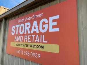 State Street Self Storage Facility at  5040 North State Street, Jackson, MS
