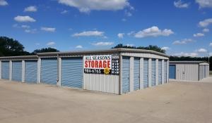 All Seasons Storage Polk City Facility at  201 North 3Rd Street, Polk City, IA