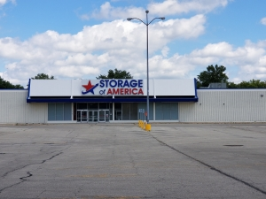 Storage of America - Broadway Facility at  2828 Broadway Street, Anderson, IN