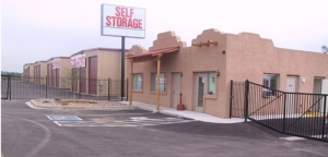 A Better Self Storage Fountain Facility at  6939 Bandley Drive, Fountain, CO