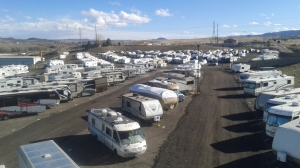 Denver RV Self Storage Facility at  9464 North Moore Road, Littleton, CO
