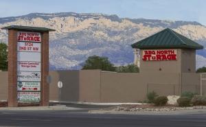 ABQ North Storage Facility at  5124 2nd Street Northwest, Albuquerque, NM