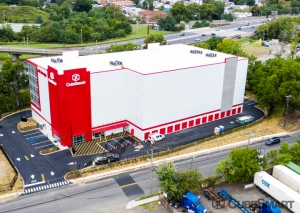 CubeSmart Self Storage - Hillside Facility at  591 North Union Avenue, Hillside, NJ