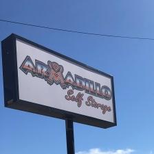 Armadillo Self Storage Facility at  10520 Dyer Street, El Paso, TX