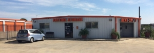 KYLE Anytime Storage Facility at  880 Windy Hill Rd, Kyle, TX