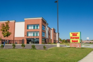 Mini Storage Depot - Nashville - Antioch Pike Facility at  1321 Antioch Pike, Nashville, TN