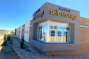 Security Self Storage - Woodmen Facility at  4095 Lee Vance View, Colorado Springs, CO
