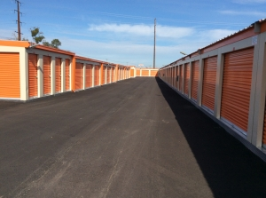 Secure Space Self Storage of Ceres Facility at  5024-5030 Rohde Road, Ceres, CA