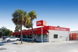Image of Public Storage - Pompano Beach - 196 SW 2nd Street Facility at 196 SW 2nd Street  Pompano Beach, FL