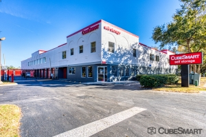 Image of CubeSmart Self Storage - Winter Springs Facility at 1007 Willa Springs Drive  Winter Springs, FL