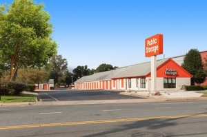 Public Storage - Charlotte - 3710 Monroe Road Facility at  3710 Monroe Road, Charlotte, NC