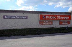 Public Storage - Columbus - 6401 Busch Blvd Facility at  6401 Busch Blvd, Columbus, OH