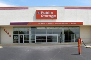Public Storage - Winston Salem - 1925 Silas Creek Pkwy