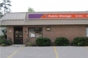 Public Storage - Morrisville - 9907 Chapel Hill Road Facility at  9907 Chapel Hill Road, Morrisville, NC