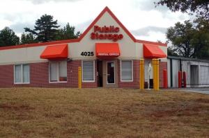 Public Storage - Charlotte - 4025 E WT Harris Blvd Facility at  4025 E WT Harris Blvd, Charlotte, NC