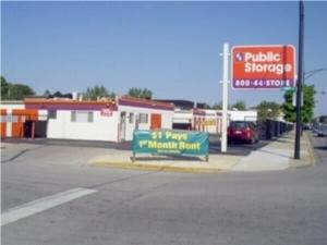Public Storage - Chicago - 4220 West 47th Street Facility at  4220 West 47th Street, Chicago, IL