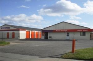 Image of Public Storage - Wichita - 6805 E Harry Street Facility at 6805 E Harry Street  Wichita, KS