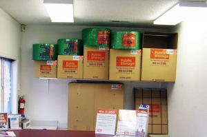 Image of Public Storage - Wichita - 6805 E Harry Street Facility on 6805 E Harry Street  in Wichita, KS - View 3