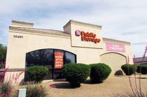 Public Storage - Scottsdale - 14401 N Hayden Rd Facility at  14401 N Hayden Rd, Scottsdale, AZ