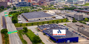 Devon Self Storage - Cincinnati Facility at  737 West 6th Street, Cincinnati, OH