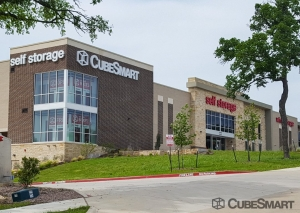 Image of CubeSmart Self Storage - Flower Mound Facility at 800 Enterprise Drive  Flower Mound, TX