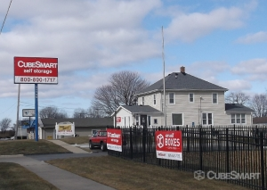 Image of CubeSmart Self Storage - Chesterfield Facility at 31755 23 Mile Road  Chesterfield, MI