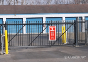 Image of CubeSmart Self Storage - Chesterfield Facility on 31755 23 Mile Road  in Chesterfield, MI - View 2