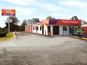 Public Storage - Decatur - 3687 Flat Shoals Road Facility at  3687 Flat Shoals Road, Decatur, GA