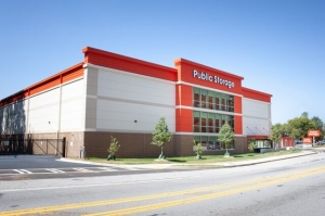 Public Storage - Atlanta - 2080 Briarcliff Road NE Facility at  2080 Briarcliff Road NE, Atlanta, GA