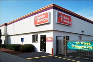 Public Storage - Fairfield - 1296 Kings Highway Cutoff Facility at  1296 Kings Highway Cutoff, Fairfield, CT